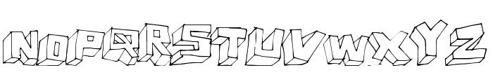 ChildsPerspective Font UPPERCASE