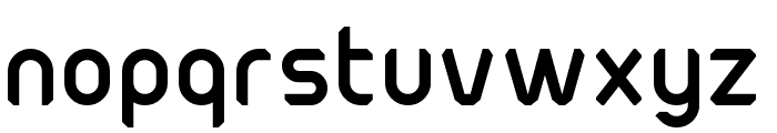 Chillit Font LOWERCASE