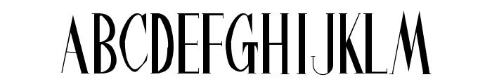 ChineseWatchShop Font UPPERCASE