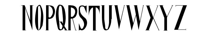 ChineseWatchShop Font LOWERCASE