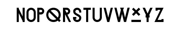 Chipotle-Regular Font UPPERCASE