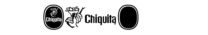 Chiquita Normal Font OTHER CHARS