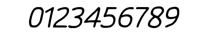 Chirota Italic Font OTHER CHARS