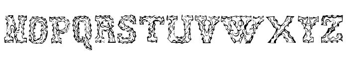 ChiseledRound Font UPPERCASE