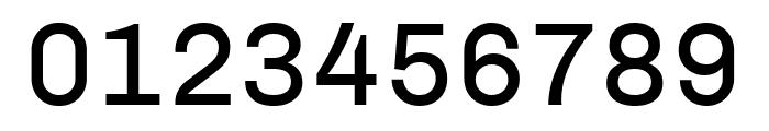 Chivo Regular Font OTHER CHARS