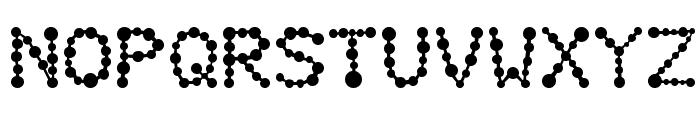 Chlorix Font LOWERCASE