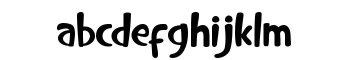 ChocolateValentine Font LOWERCASE