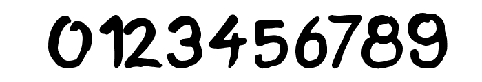 Chomp Font OTHER CHARS
