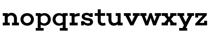 Choplin Medium-DEMO Font LOWERCASE