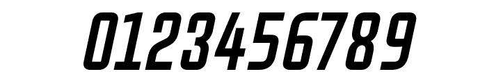 Chosence Bold Italic Font OTHER CHARS