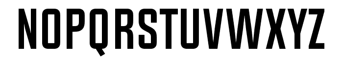 Chosence Bold Font UPPERCASE