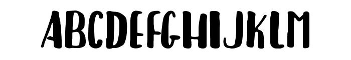 Christ Type Sans Font UPPERCASE