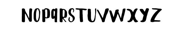 Christ Type Sans Font LOWERCASE