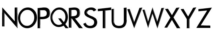 Christian Crew Font LOWERCASE