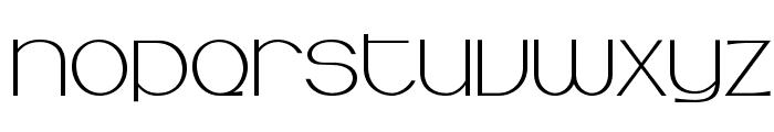ChristieOpti-Bold Font UPPERCASE