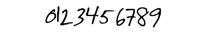 ChristinaHandwriting Font OTHER CHARS