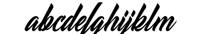 Christmas Day Personal Use Font LOWERCASE