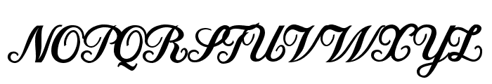 Christmas Time Personal Use Regular Font UPPERCASE