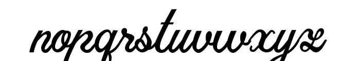 Christmas Time Personal Use Regular Font LOWERCASE