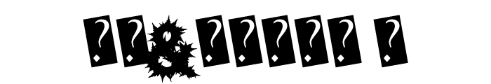 ChronicHarvest Font OTHER CHARS