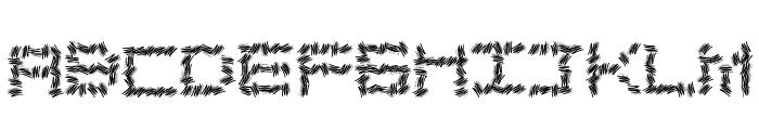 ChronicSales Font UPPERCASE