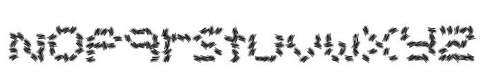 ChronicSales Font LOWERCASE