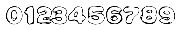 Chryse Planitia Font OTHER CHARS