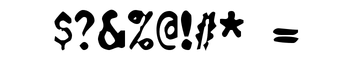 Chunk Type Font OTHER CHARS