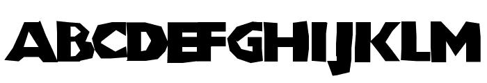ChunkoBlocko Font UPPERCASE