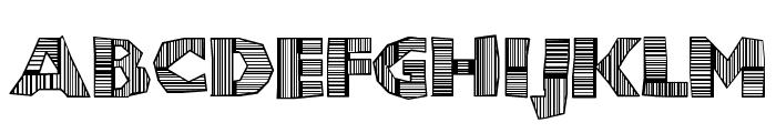 ChunkoBlockoDroppoCapo Font UPPERCASE