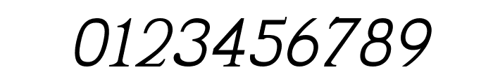 Chveulebrivy-ITV Italic Font OTHER CHARS