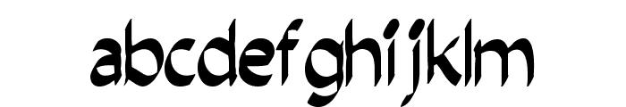 chiselscript Font LOWERCASE