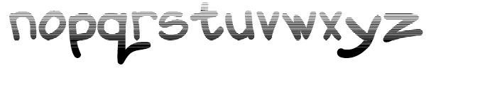Chalk Dust Font LOWERCASE