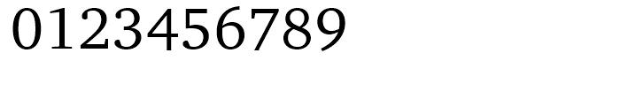 Charter BT Roman Font OTHER CHARS