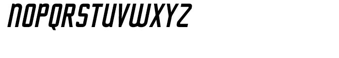 Cheek PT Bold Oblique Font UPPERCASE