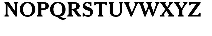 Cheltenham Bold Font UPPERCASE