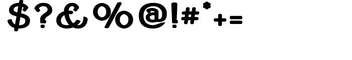 Cherritt Black Font OTHER CHARS