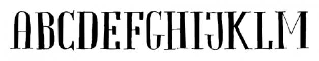 Chameleon Sketch Basic Font UPPERCASE
