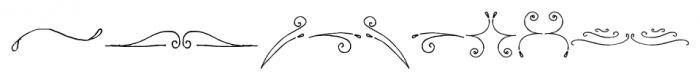 Chameleon Sketch Extra Font LOWERCASE