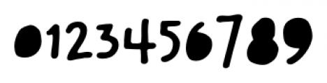 Chinchilla Black Font OTHER CHARS