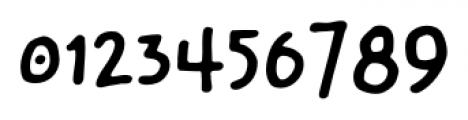 Chinchilla Regular Font OTHER CHARS