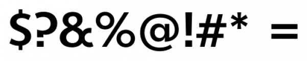 Churchward Legible Regular Font OTHER CHARS