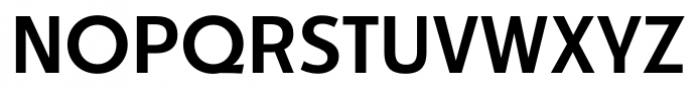 Churchward Legible Regular Font UPPERCASE