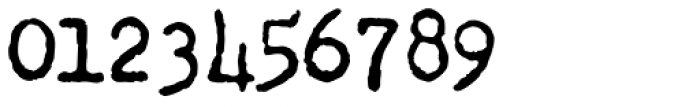 Chandler 42 Medium Font OTHER CHARS