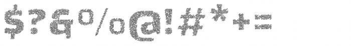 Changa Xylo Font OTHER CHARS
