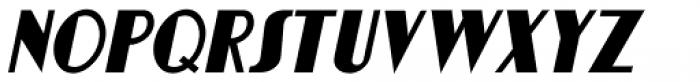 Changing Times Oblique JNL Font UPPERCASE