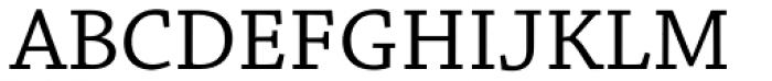 Chaparral Pro Caption Font UPPERCASE