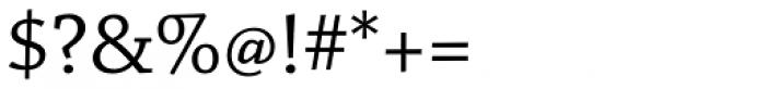Chaparral Pro Regular Font OTHER CHARS