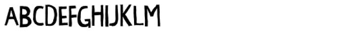 Chaplet Regular Font UPPERCASE