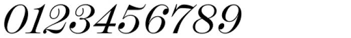 Chapman Regular Italic Font OTHER CHARS